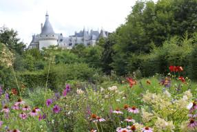 Chaumont sur Loire's Concept Gardens