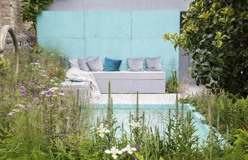Everyone has a Dream -the show garden