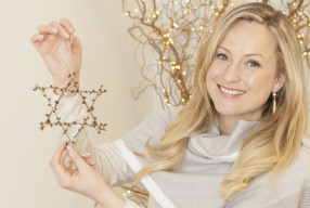 Christmas Creative project | Larch stars