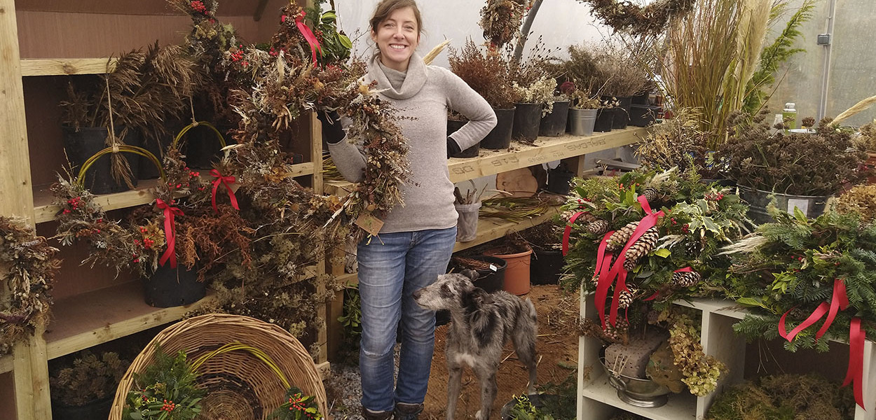 leonie-cornelius-garden-designer-ireland-garden-wreaths-claire-bracken-avoca