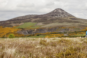 TRAVEL -Sugarloaf, Wicklow | 53°9′18″N, 6°9′0″W