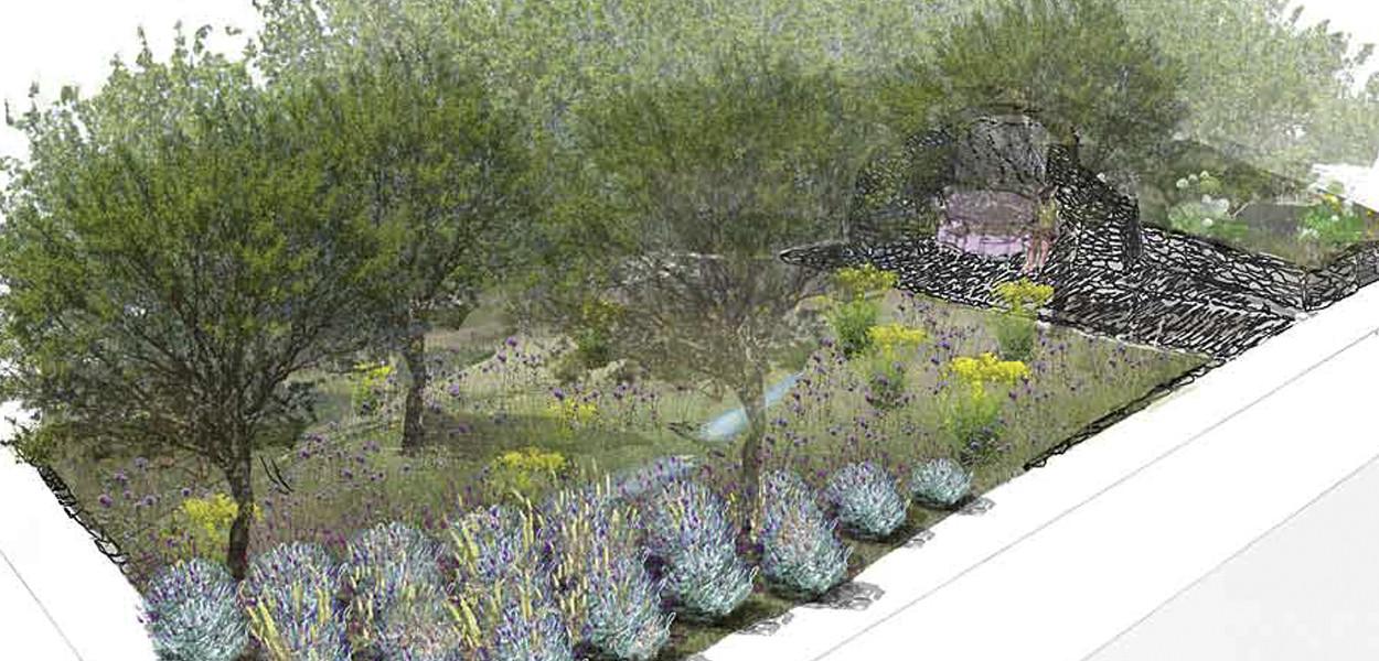 leonie-cornelius-colin-gillen--scapedesign-L'Occitane-anniversary-chelsea-scapedesign3