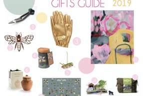 GIFT GUIDE -The Gift of Garden giving